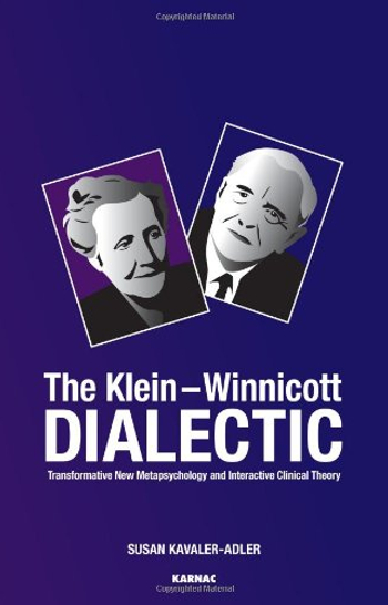 Cover image of the book 'Klein-Winnicott Dialectic'